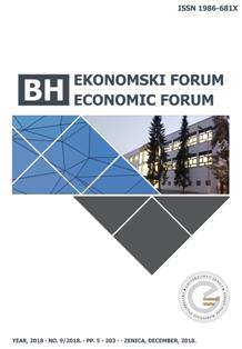 BH EKONOMSKI FORUM 9/2018.